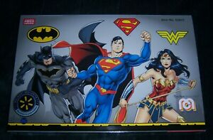 MEGO 2020 NYCC Exclusive DC 3 Pack Batman Superman Wonder Woman  (In Hand)