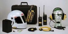 Racing Communications pro racer two way 15 ch. Kenwood radios complete kit Used