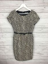 Women's Marks & Spencer Animal Print Dress - UK12 - Great Condition