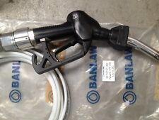 EllaFlex ZVA auto Diesel Nozzle Banlaw BFTSF07 with swivel includes RFID