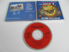 LUNATICS WITHOUT SKATEBOARDS Welcome to the Asylum CD 1989 ORIG 1st PRESS!!! LWS