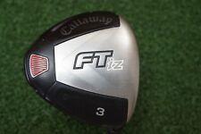 Callaway Ft-Iz 3 Fairway Wood Stiff Flex Graphite 0633891 Right Handed Golf Club