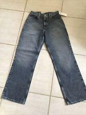 New Tommy Hilfiger Denim Jeans Boys Youth Cargo Wide Leg Pants Sz 18