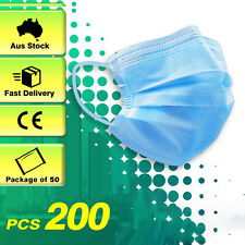 TNR Disposable Face Mask - Pack of 200