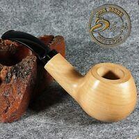 "Outstanding Balandis original Hand made smoking pipe "" SPARROW "" NATURAL PATTERN"