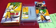 Super Famicom: Dragon Ball Z Super Butoden - Bandai 1993