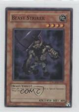 2009 Yu-Gi-Oh! Raging Battles #RGBT-EN085 Beast Striker YuGiOh Card 0q4