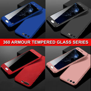 Huawei P30 Lite P20 Pro Case Ultra Thin Shockproof Hybrid Full Body Hard Cover