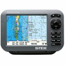 SI-TEX SVS-880C 8 inch Color GPS Chartplotter Preloaded with Navionics+ Chart