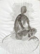 Mary Cane Robinson Modernist Figure Study (V)