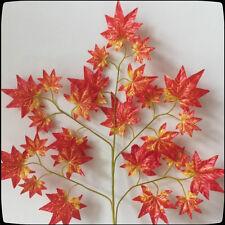 Silk Maple Leaf & Branch
