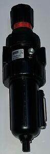 PARKER PART NO.:07E38A18AC COMPRESSED AIR FILTER/REGULATOR P max:250 psi 4417
