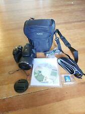 Fujifilm FinePix S Series S9900W 16.2MP Digital Camera - Black (NWOB)