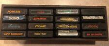 Atari 2600 16 Game Lot Vintage