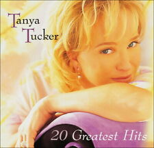 TANYA TUCKER *  20 Greatest Hits * New CD * All Original Songs * NEW
