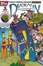 DUCKMAN 1994 TOPPS PROMO CARD P1