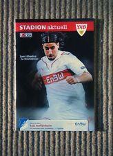 Stadion Aktuell, VFB STUTTGART: TSG HOFFENHEIM,09/10