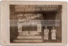 More details for james coombes & co shopfront - boot repairer/cobbler - unlocated/mystery/unknown