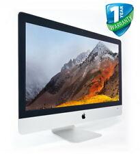 "Apple iMac 27"" 5K Retina Core i5-6500 3.2GHz 8GB RAM 1TB HDD A1419  Late 2015"