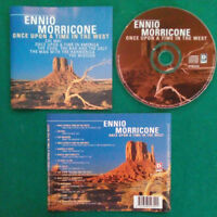 CD OST Ennio Morricone Once Upon A Time In The West VI 854342 no lp mc dvd(OST1)