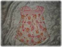 CUTE Girls BOUTIQUE BABY NAY Dress Romper Outfit Sz 6 Mos