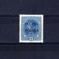 POLOGNE - POLSKA Yvert n° 81 neuf avec charnière