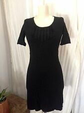 MERONA 100% Wool Dress Size XS B1