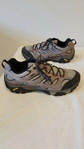 Merrell Moab 2 Brown Waterproof Hiking Trail Shoes J08871 Size 12 NWOB