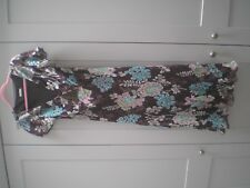 Planet purple floral tea dress size 10