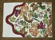 Woodland Wonder ~ Autumn Leaves ~ Fall Foliage Tapestry Placemat