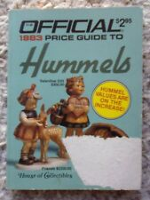 The Official 1983 Price Guide to Hummels by House of Collectible(1983,Paperback)