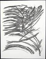 Maria Helena Vieira da Silva Original Zink-Lithographie 1964 Auflage 500 Expl.