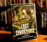 THE LOST DINOSAURS (2012) DVD COME NUOVO AVVENTURA di SID BENNETT