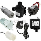 12V 24V Solar Brushless Motor Water Pump RS-360SH 120L 200L 240L 550L 600L 800L