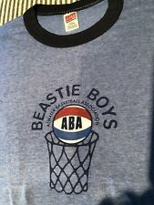 vintage beastie boys shirt Mens Xl Aba Atwater Basketball Association Soffe Usa