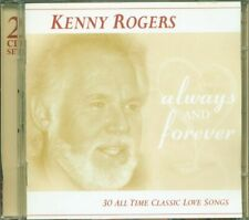 Kenny Rogers - Always And Forever 30 All Time Classic Love Songs 2X Cd Perfetto