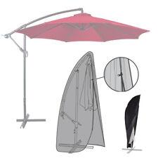 3M Parasol Banana Umbrella Cover Cantilever Outdoor Garden Patio Waterproof Bag
