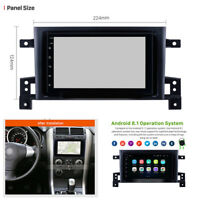 "7"" Android 8.1 16+1GB Car Stereo Radio GPS FM WIFI For Suzuki Grand Vitara 05-15"