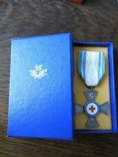 DRK Deutsches Rotes Kreuz Bayern Orden 25 Jahre Treue Dienste im Etui