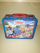 "Thomas and Friends ""Circus Train Themed"" Tin Lunch Box"