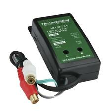 Install Bay Ibloc01 40 Watts 2 Channel Adjustable Line Level Output Converter