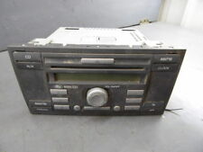 2007 Ford Transit Connect 1.8TD Radio Stereo CD Player (Code Unknown)