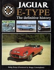Jaguar E-Type - Definitive History (Design Racing Competition Chassis) Buch book