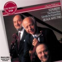 Beaux Arts Trio - Schubert: Piano Trios Neuf CD
