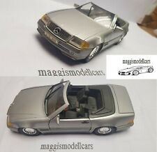 Mercedes-Benz 500 SL Typ R 129 Modellauto aus Sammlung Maßstab 1:18 Maisto