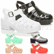 Unbranded Women's Casual Mid Heel (1.5-3 in.) Strappy Shoes