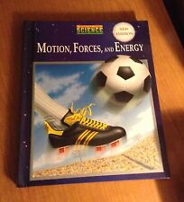 PRENTICE HALL SCIENCE -- MOTION, FORCES, AND ENERGY 2nd Ed 1994 HC
