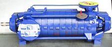 Gliederpumpe Kreiselpumpe Hochdruck Wasserpumpe Pumpe 3m³/h 230m Radiallaufräder