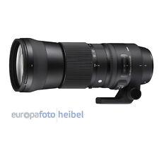 SIGMA 150-600mm Tele Zoom Objektiv 5,0-6,3 DG OS HSM Contemporary für Nikon
