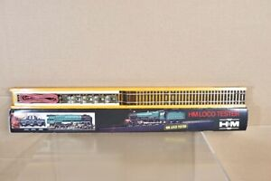 H&M LOCO TESTER TEST TRACK with RUNNING in BED MINT BOXED nx